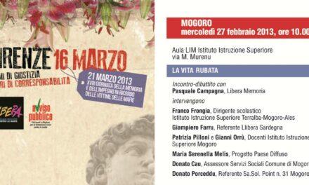 Programma Apertura Anno Europeo del Volontariato in Sardegna – Nuoro 29 gennaio 2011