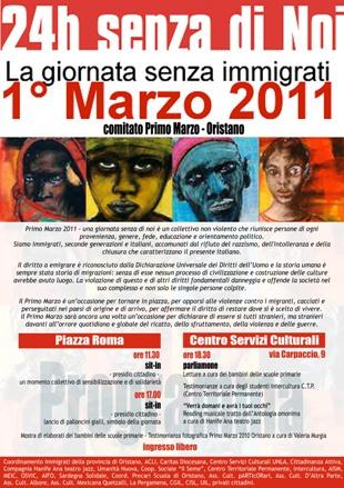 A Oristano, Cagliari e Sassari in piazza per dire no al razzismo