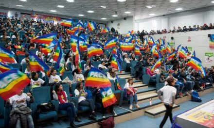 """Oristano – 1200 studenti alla manifestazione """"Cambia Musica. Scegli di essere un volontario!"""""""