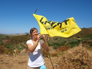 Campo di volontariato E!state Liberi! a Gergei Su Piroi