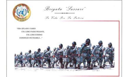 Cagliari – Cerimonia di saluto alla Brigata Sassari