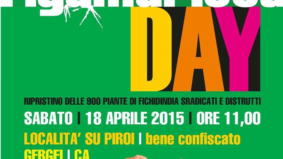 Sabato 18 aprile a Gergei Su Piroi il FIGUMURISCA DAY