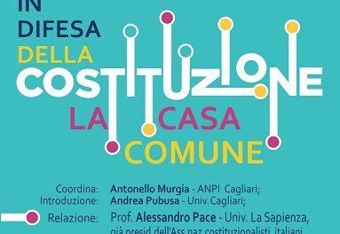 Cagliari – In difesa della costituzione. La casa comune