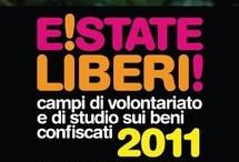 E!state Liberi! 2011:  Esperienze di volontariato nei beni confiscati