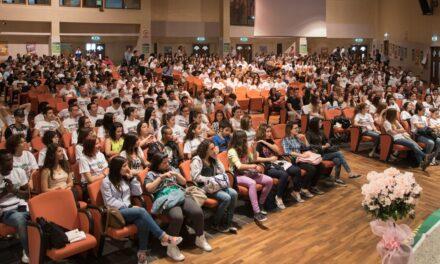 Scuola&Volontariato: 1500 studenti affollano il Centro Congressi della Fiera di Cagliari