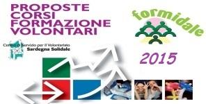 """Cagliari – Corso di formazione """"La progettazione nel Volontariato"""""""