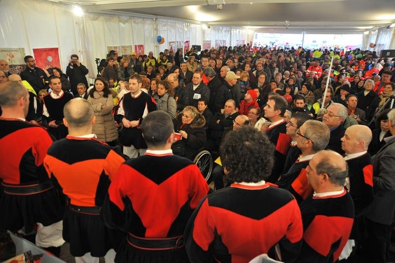 Nuoro – Oltre mille volontari per l'apertura dell'anno europeo del volontariato in Sardegna