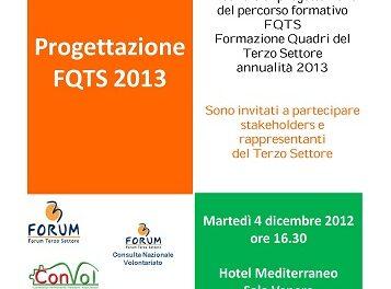 Cagliari – Programmazione FQTS 2013