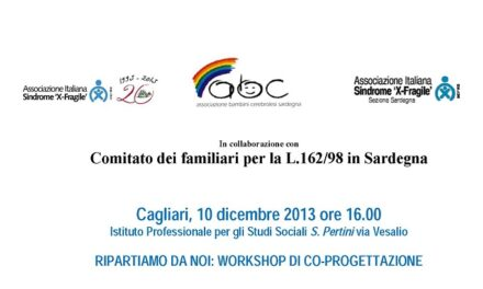 Cagliari – Ripartiamo da noi: workshop di co-progettazione