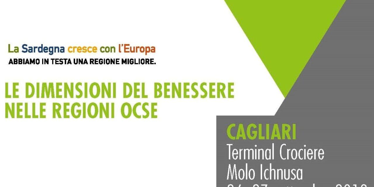 Cagliari – Le dimensioni del benessere nelle Regioni OCSE