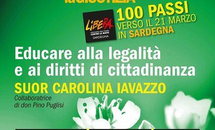 Iglesias – Incontro con Suor Carolina Iavazzo