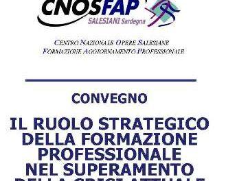 Cagliari -Il ruolo strategico della formazione professionale