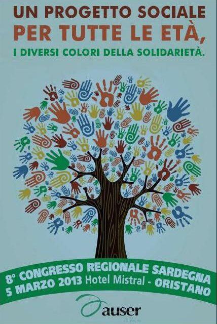 Oristano – Assemblea regionale Auser Sardegna