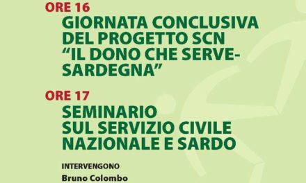 Il nuovo SCN e il Servizio Civile Sardo: la riforma, i giovani, il presente e il futuro