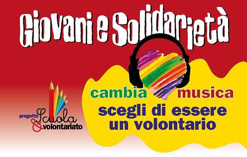 Cagliari, 07 maggio: Manifestazione regionale Scuola & Volontariato