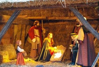 Buon Natale! Grazie per i vostri graditi auguri…