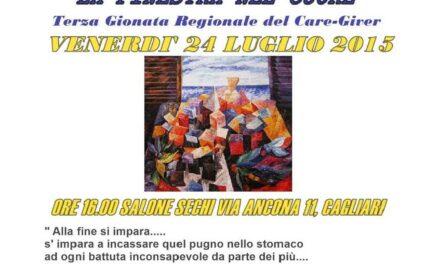 Cagliari – La finestra nel cuore – Terza Giornata regionale del Care-Giver