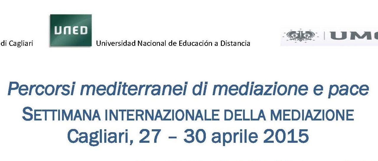 Cagliari – Settimana internazionale della mediazione