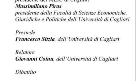 Cagliari –  Le Autonomie regionali nell'ordinamento italiano