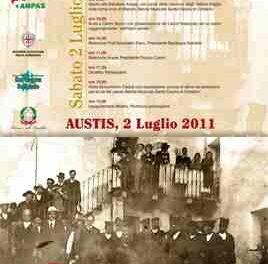 Austis – I viaggi della bandiera – Volontari per Costituzione