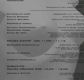 Cagliari – Il corpo negato