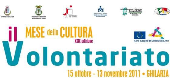 """Ghilarza – XXIX edizione del """"Mese della Cultura"""""""