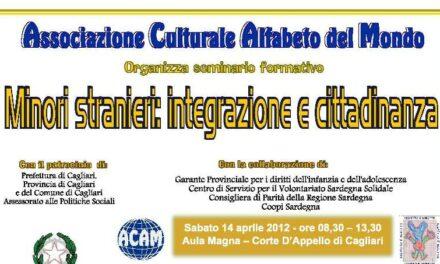 Cagliari – Minori stranieri: integrazione e cittadinanza