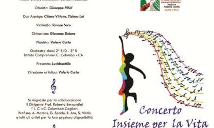 Quartu S. Elena – Concerto Insieme per la Vita