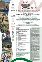 Iglesias – Le reti dei sentieri dei Geoparchi e Parchi Naturali