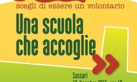 Sassari – Una Scuola che Accoglie – Cambia Musica! Scegli di essere un volontario