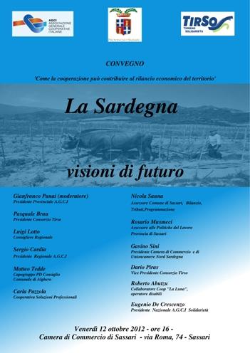 Sassari – La Sardegna, visioni di futuro
