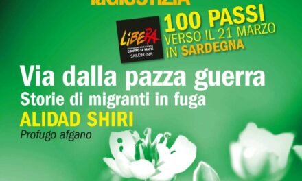 Cabras- Via dalla pazza guerra – Storie di migranti in fuga