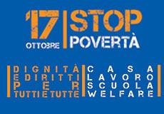 Contro le diseguaglianze sociali e la miseria il 17 ottobre manifestazioni a Roma e nelle Regioni