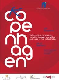 Copenaghen -Volunteering for stronger societies through innovation and cross-sector collaboration