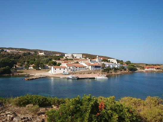 Asinara, una inedita settimana di servizio e di formazione