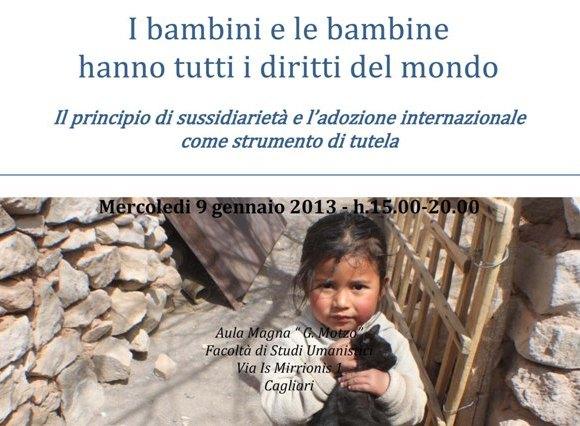Cagliari – I bambini e le bambine hanno tutti i diritti del mondo
