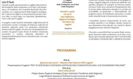 Cagliari – Terra e Coesione