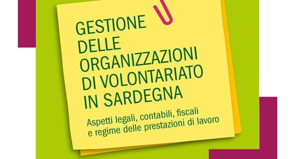 Sassari – Gestione delle organizzazioni di volontariato in Sardegna