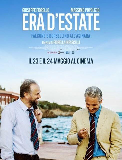Cagliari – Era d'estate – Falcone e Borsellino all'Asinara