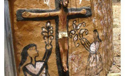 Dal cuore di un giovane Masa: Buona Pasqua