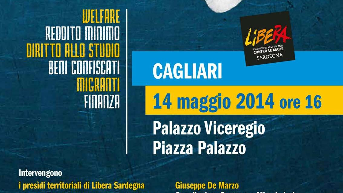 Cagliari – Presentazione Campagna Miseria Ladra