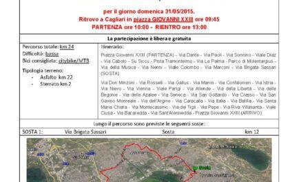 Cagliari – European Cycling Challenge ECC 2015