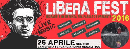 San Sperate – LiberaFest: Migranti e resistenza tra passato e presente
