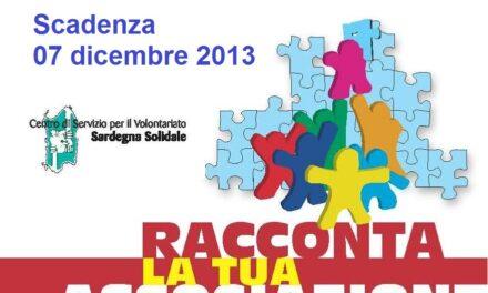 """Cagliari – Commissione valutazione Concorso """"Racconta la tua Associazione"""""""