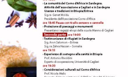 Cagliari – Corno d'Africa: Etiopia o Eritrea o Somalia o Gibuti