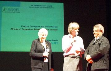 """Eva Hambach: """"Candidate la Sardegna al concorso Discover E-volunteering"""""""