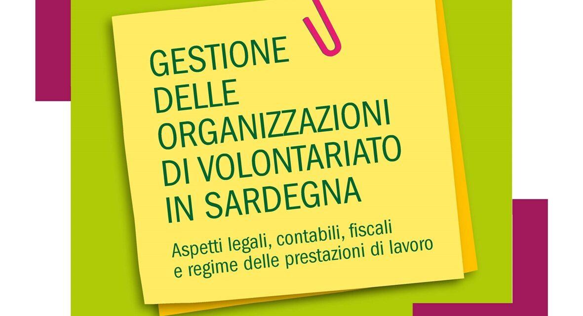 Nuoro – Gestione delle organizzazioni di volontariato in Sardegna