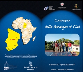 Sardara – Dalla Sardegna al Ciad