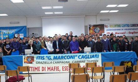 Pasquale Campagna incontra gli studenti dell'ITIS Marconi di Cagliari