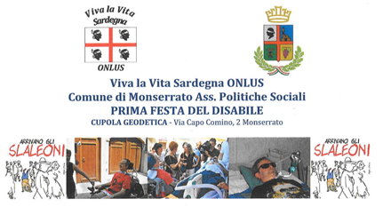 Monserrato – Prima Festa del disabile